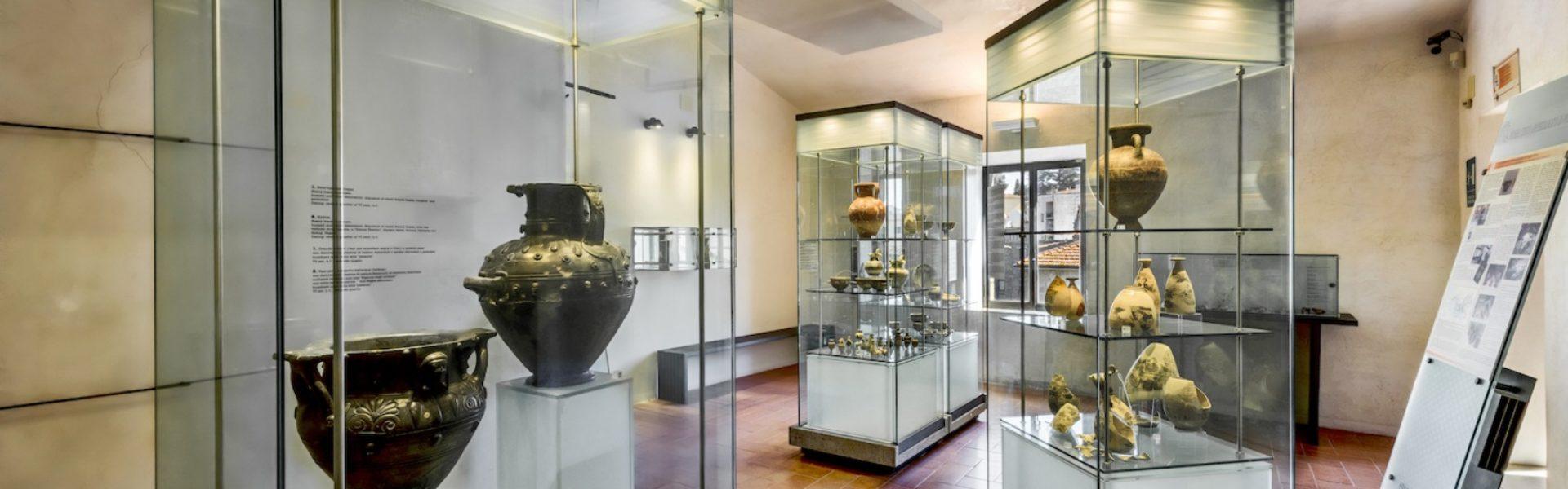 museo civico archeologico pitigliano